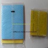 Автоматические средства для мытья посуды, губки поток Scourer планшетного ПК/ упаковки упаковочные машины