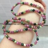 Semi ожерелье драгоценного камня, ожерелье способа, кристаллический ожерелье <Esb01339>