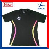 Usure de chemises de formation de basket-ball du football du football d'usure de sports de la jeunesse de Healong