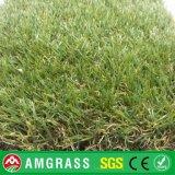Ajardinar decorativo por atacado/de jardim/jarda da paisagem relvado artificial sintético da grama