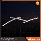 Die populärste justierbare Chrom-hängende Lampen-Deckenleuchte
