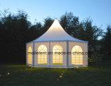 tente de mariage d'usager de Waterrpoof de tente de jardin de l'hexagone 65m2