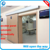 Раздвижная дверь загерметизированная воздухом автоматическая