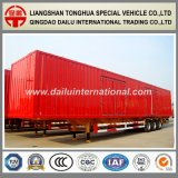 3 Ejes 40FT Skeleton Semirremolque Container Chassis