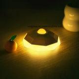 Lámpara de detección PIR LED con batería Rechatgeable USB