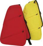 Venda a quente Triângulo Desporto Poliéster Sling Bag (SY-F13009)
