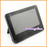 2 câmeras de visão traseira de carro sem fio com monitor tela LCD de 7 polegadas para reserva de carro