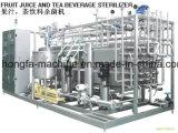 Máquina Sterilizing do Uht para o processo de enchimento da água