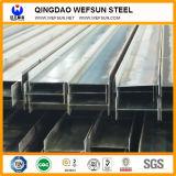 Standardträger des ASME Standard-6m der Längen-A36 des stahl-H