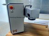 Машина 20W маркировки лазера волокна Shandong Jinan