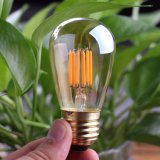 La lámpara baja del bulbo E27 E26 Ediason del filamento del LED estupenda se calienta