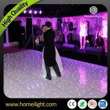 Luz iluminada de Ffloor de la danza del suelo de danza de la decoración el 16FT*16FT LED LED de la boda LED