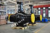 Entièrement soudés Pipeline monté du tourillon de clapet à bille pour la Russie le gaz naturel