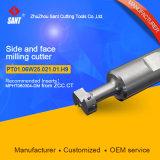 Indexierbare Seite und Planfräsen-Hilfsmittel-Stab für die CNC maschinelle Bearbeitung