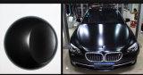 Abrigos negros mates movibles autos-adhesivo del coche