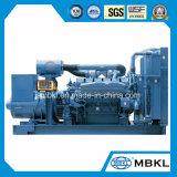 Xangai Mistubishi 1000kw/1250kVA geradores com alternador de Íman Permanente arrefecido a água