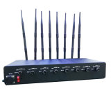 emisión de la señal del teléfono de la emisión/de la llamada de la señal Jammer/GPS del teléfono móvil 5W