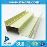 Spitzenverkaufennigeria-Aluminiumprofil für Fenster-Flügelfenster-Schiebetür