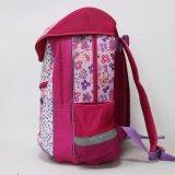 Las niñas de poliéster ergonómico chica costumbre estudiante Volver a la mochila escolar