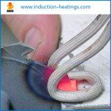 Alisadora de la calefacción de inducción de IGBT que cubre con bronce y soldadora