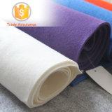 Войлок Китай Manufacuturer ткани полиэфира войлока цвета