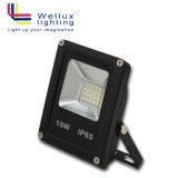 IP65 10W Holofote LED SMD Luminária Holofote de LED de bloqueio dianteiro para tênis de basquete de futebol