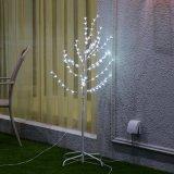 indicatore luminoso chiaro ambientale dell'albero personalizzato LED di 1.2m Sakura per la decorazione