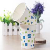 Tazas de papel impresas disponibles de consumición calientes de la taza de papel
