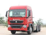 Sinotruk 6X4の道トラクター340HP HOWOの牽引のトラクター