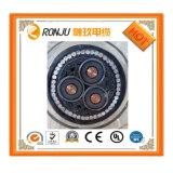 Fatto nella Camera di rame nuda flessibile del PVC Rvs 35mm2 di alta qualità della Cina che collega cavo elettricamente elettrico
