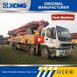 Tweede Hand XCMG 52m Vrachtwagen Opgezette Concrete Pomp (HB52)
