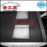 製粉の切断のためのタングステンの超硬合金の正方形シート