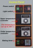 Elektrische Oven van het Dek van Equipemnt van de bakkerij de Professionele Enige voor de Winkel van de Bakkerij