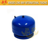 cylindre campant de LPG comprimé par 2kg