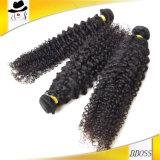 ブラジルの毛の拡張100%Human毛