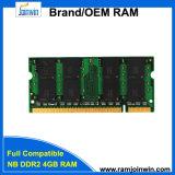 Volledige Compatibele DDR2 4GB 667MHzRAM voor Notitieboekje