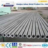 304 pesos acanalados del tubo sin soldadura del acero inoxidable