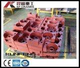 Blok Drs125 van het Wiel Demag van het staal het Materiële