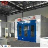 Guangli 최신 판매 차 분무 도장 및 굽기 부스