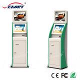 Bank-Selbstservice-Bargeld-Akzeptoren-Zahlungs-Terminalkiosk mit Tastatur