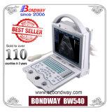 Scanner de ultra-sons Handcarry, Tela de LED, equipamentos médicos scanner de ultra-som portátil com marcação, ultra-sonografia do scanner