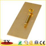 Divisa modificada para requisitos particulares metal promocional de la insignia del Pin de la escritura de la etiqueta