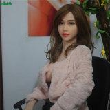 Brust TPE-erwachsener Mannesrealistische Geschlechts-Puppen des Mädchen-165cm kleine