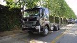 420HP 축거 3.2m Sinotruk HOWO A7 6X4 트랙터 트럭 트레일러 헤드