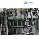 自動炭酸水・か炭酸飲料の充填機またはライン