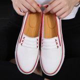 Ботинки отдыха & комфорта конька женщин способа кожаный Srx0907-1 (3)