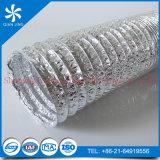 Feuer-Beweis-Qualitäts-HVAC-flexibler Aluminiumluftkanal