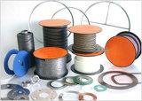 Feuille de graphite renforcé avec le métal à tenon, SS304, 316L, CS