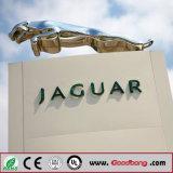 AUTO-Firmenzeichen-Träger-Zeichen VacuumForming Company LED geleuchtete Selbstfür Ausstellungsraum des Automobil-4s