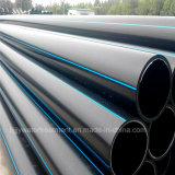 SDR17 HDPE EP 100 gold 80 Pipe for Supply Toilets
